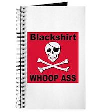 Nebraska Blackshirt Whoop Ass Journal