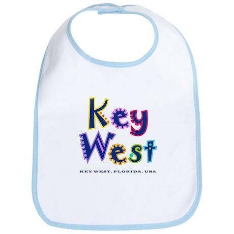 Key West Tropical Type - Bib