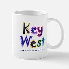 Key West Tropical Type -  Mug