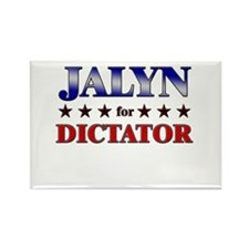 JALYN for dictator Rectangle Magnet