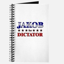 JAKOB for dictator Journal