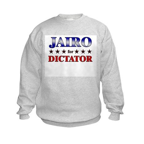 JAIRO for dictator Kids Sweatshirt