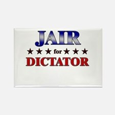 JAIR for dictator Rectangle Magnet
