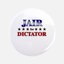 "JAIR for dictator 3.5"" Button"
