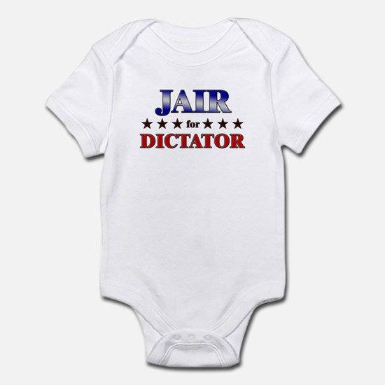 JAIR for dictator Infant Bodysuit