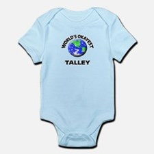 World's Okayest Talley Body Suit