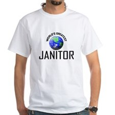 World's Greatest JANITOR Shirt