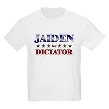 JAIDEN for dictator T-Shirt