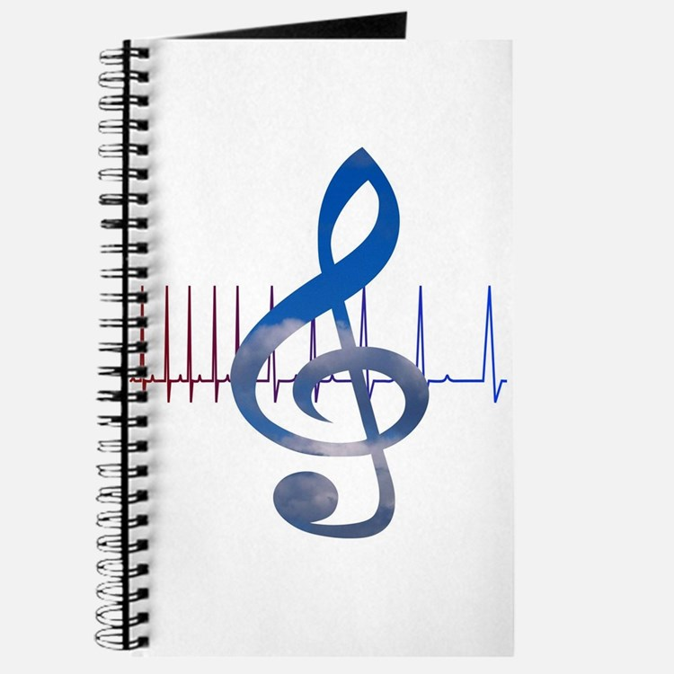Cute Music therapy Journal