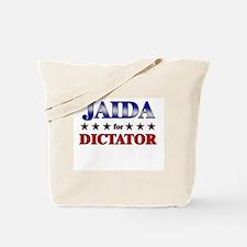 JAIDA for dictator Tote Bag