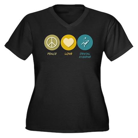 p0891-Dentist Plus Size T-Shirt