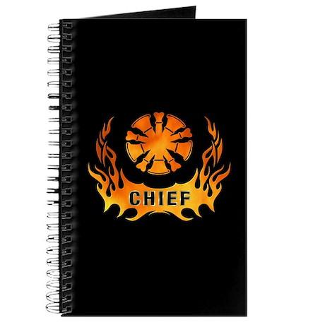 Fire Chiefs Flame Tattoo Journal