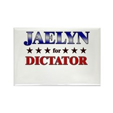JAELYN for dictator Rectangle Magnet