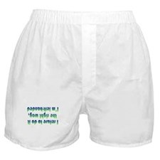 Unique Leftie Boxer Shorts