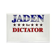JADEN for dictator Rectangle Magnet