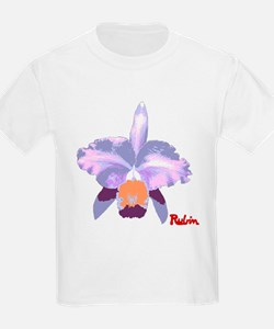 T-Shirt<br>Purple Orchid