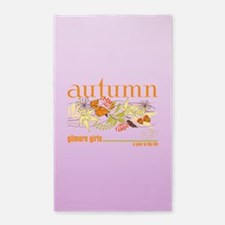 Gilmore Girls Autumn Area Rug