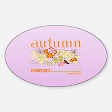 Gilmore Girls Autumn Decal
