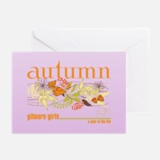 Gilmore Girls Autumn Greeting Cards (Pk of 20)