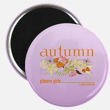 "Gilmore Girls Autumn 2.25"" Magnet (100 pack)"