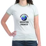 World's Greatest IRRIGATION ENGINEER Jr. Ringer T-