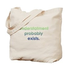 Cute Understated Tote Bag