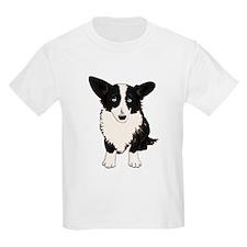 Sitting Cardigan Corgi T-Shirt