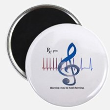 Cute Music therapy Magnet