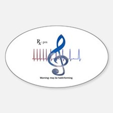 Whitney Sticker (Oval)