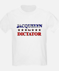 JACQUELYN for dictator T-Shirt