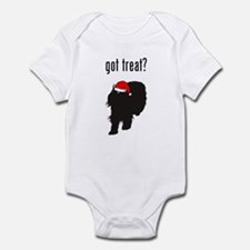 Bearded Collie Infant Bodysuit