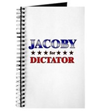 JACOBY for dictator Journal