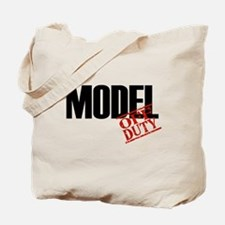 Off Duty Model Tote Bag