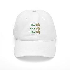 Hay Hay Hay Baseball Cap