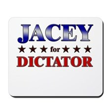 JACEY for dictator Mousepad