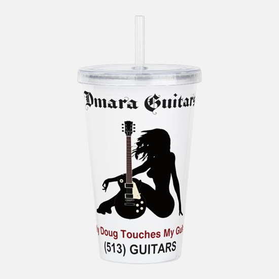 Dmara Guitars Pinup girl tee Acrylic Double-wall T
