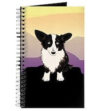Purple Mountain Corgi Journal