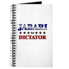 JABARI for dictator Journal