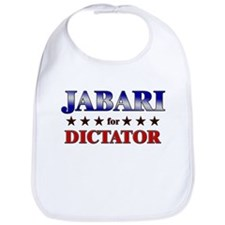 JABARI for dictator Bib