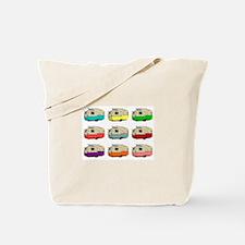 Cute Camper Tote Bag