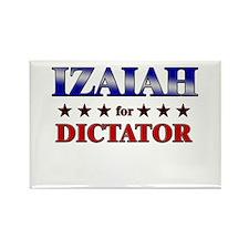 IZAIAH for dictator Rectangle Magnet