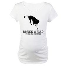 Black & Tan Coonhound Shirt