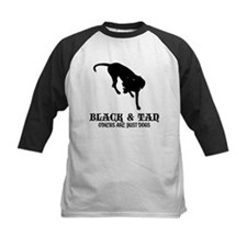Black & Tan Coonhound Tee