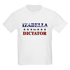 IZABELLA for dictator T-Shirt