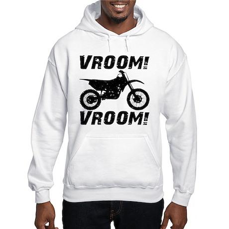 Vroom! Vroom! Hooded Sweatshirt