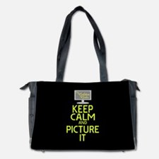 Keep Calm and Picture It Diaper Bag