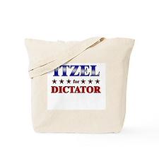 ITZEL for dictator Tote Bag