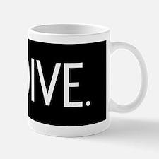 Diving: Diving Flag & Dive. Mug