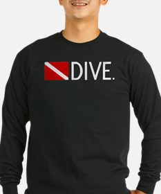Diving: Diving Flag & Div T