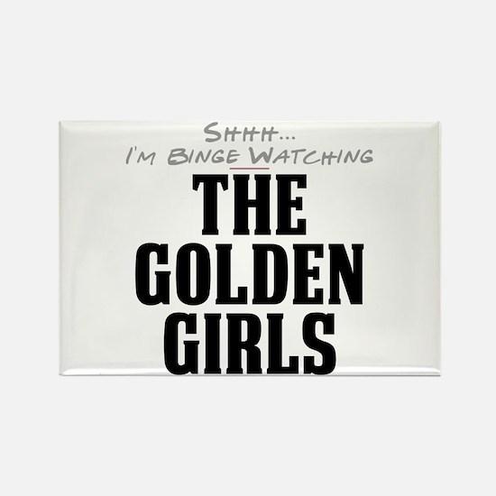 Shhh... I'm Binge Watching The Golden Girls Rectan